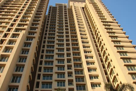 Spacious 2 bedroom appt in Thane - Thane