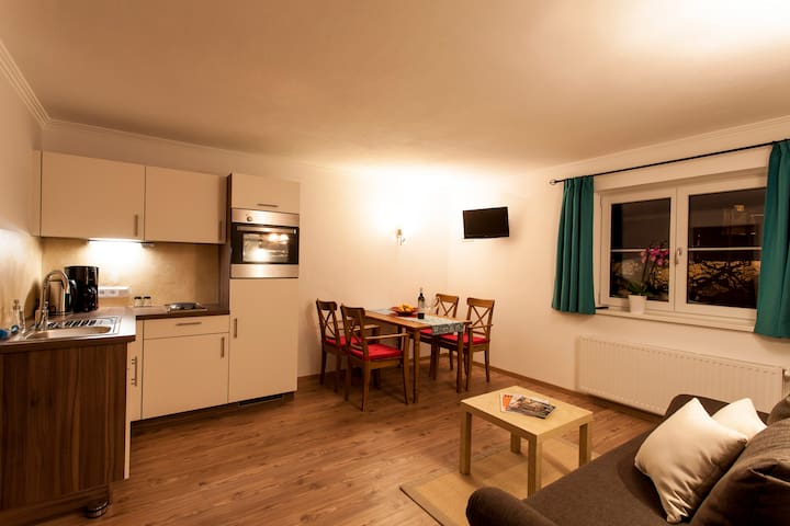 Nice apartment in beautiful leogang