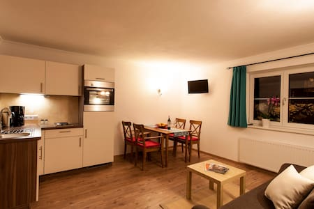 Nice apartment in beautiful leogang - Lakás