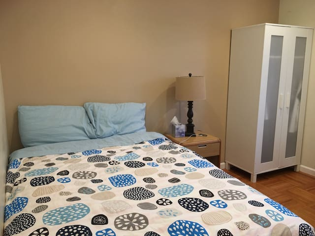 9d Parkside new, cozy private bdrm w/private bath