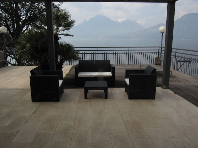 Unforgettable view on the lake - Bellano - Apartamento