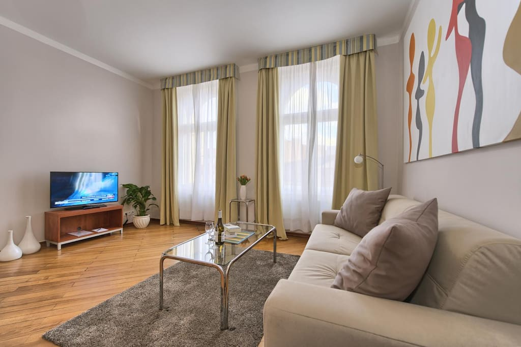 One Bedroom Executive Apt. Masna