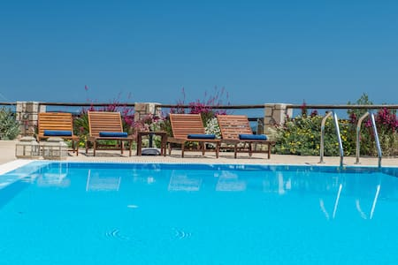 LILA APARTMENT with shared swimming pool and view - Lagopodo - Byt