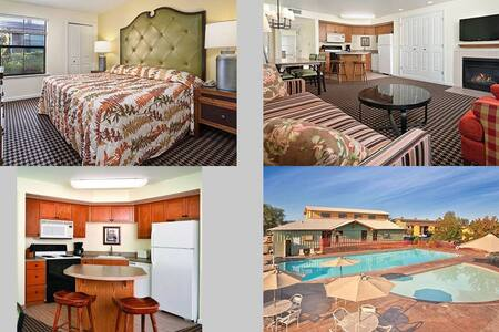 2 Bedroom Penthouse GF Wyndham Angels Camp - Angels Camp