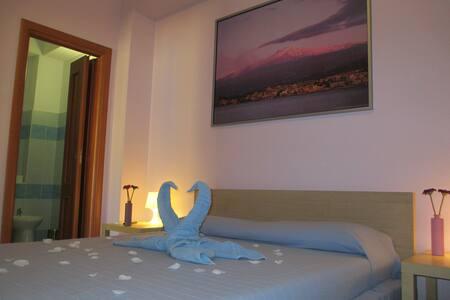 (B&B Alta Marea) TIRRENO double room 2/3 pers - Avola - Bed & Breakfast