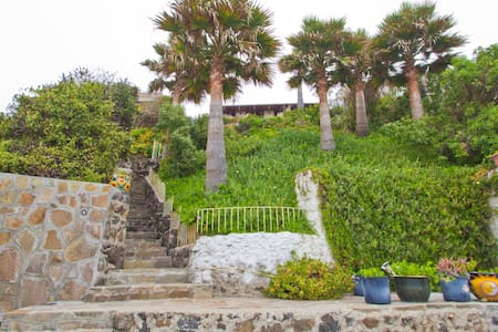 ☀On the BEACH 1 hr S of San Diego 3 - Apartment