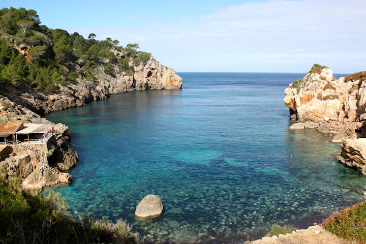 Cove of Deia - Cozy Cottage 1 min from the beach