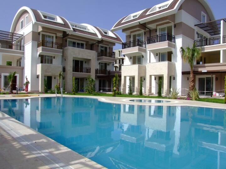 405 Duplex flat for rent in Antalya