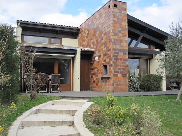 Maison d'architecte sur 1400 m2  - Hourtin - Vila