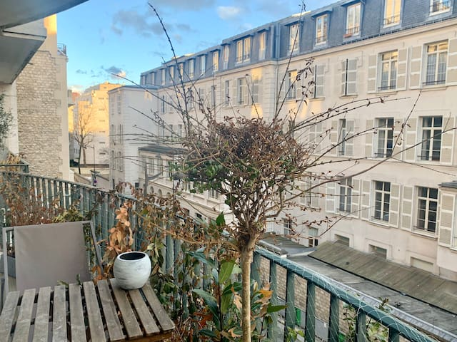 APPARTEMENT PARIS 75016 49M2