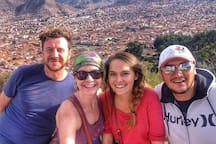 Want to see some vistas? There are so many all around Cusco to choose from, let's go!