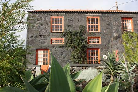 Casa sobre o Atlântico - Calheta De Nesquim - Willa