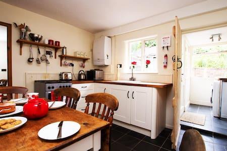 Character cottage - 1 min walk town - Stratford-upon-Avon - Ev