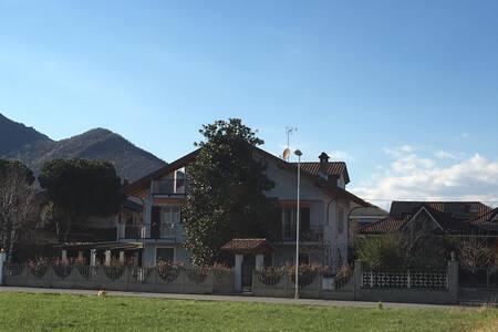 Alle porte di Torino ai piedi del M.te San Giorgio