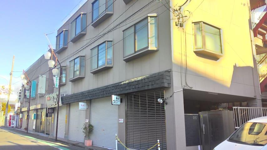 Yamato Sta 1-min room B (studio) - Yamato