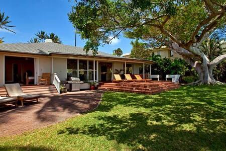 Banyan Tree Beach Estate-111411 - Honolulu