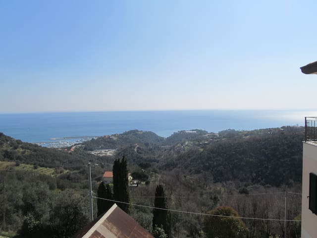 Amazing New Villa  2BR  BestSeaView - Varazze - House