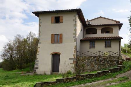 Palazzino d'Orléans - Laterina