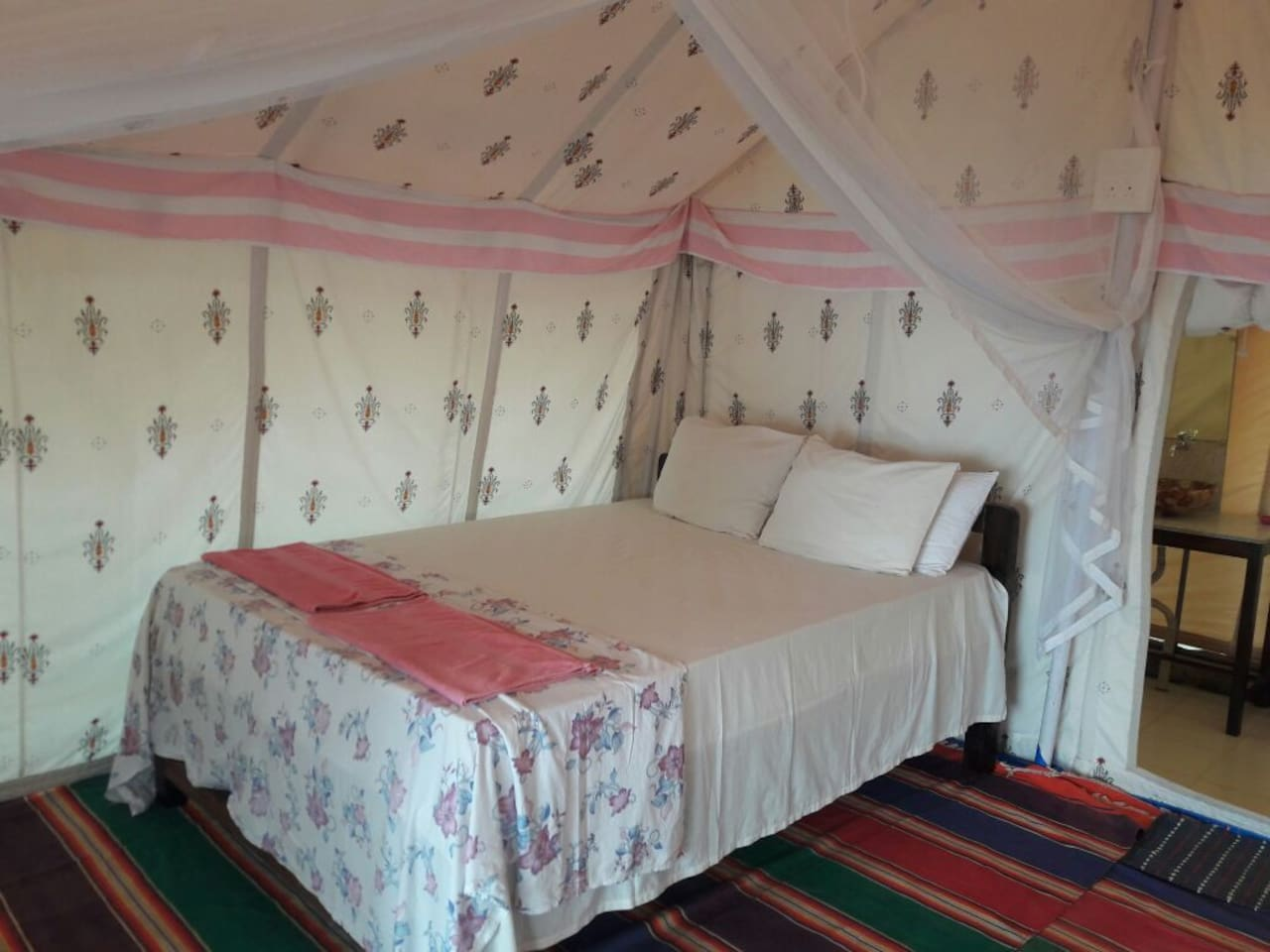 Cola beach Tent Bedroom