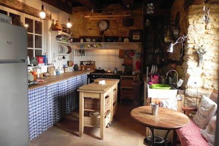 Dordogne Belves Maison - Belvès - 连栋住宅