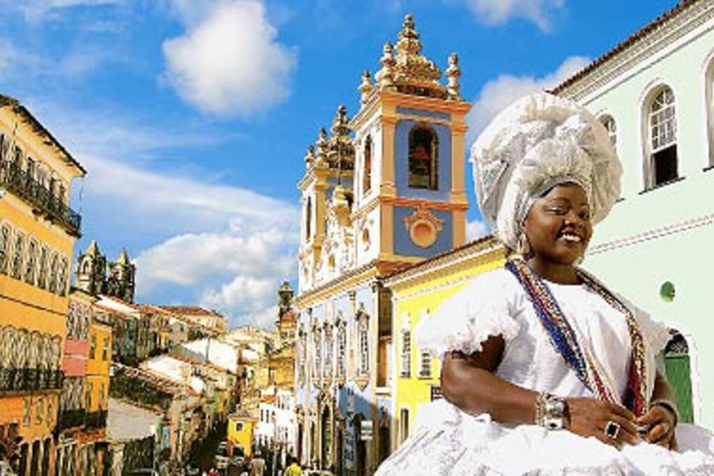 As baianas são símbolo vivo da história de africanidade do nosso povo.