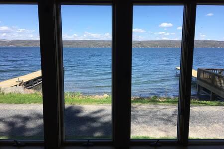 Cayuga Lake at Your Doorstep - Trumansburg - Cabin