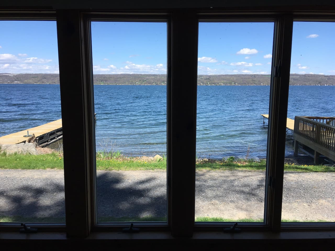 Cayuga Lake at Your Doorstep - Cottages for Rent in Trumansburg, New ...