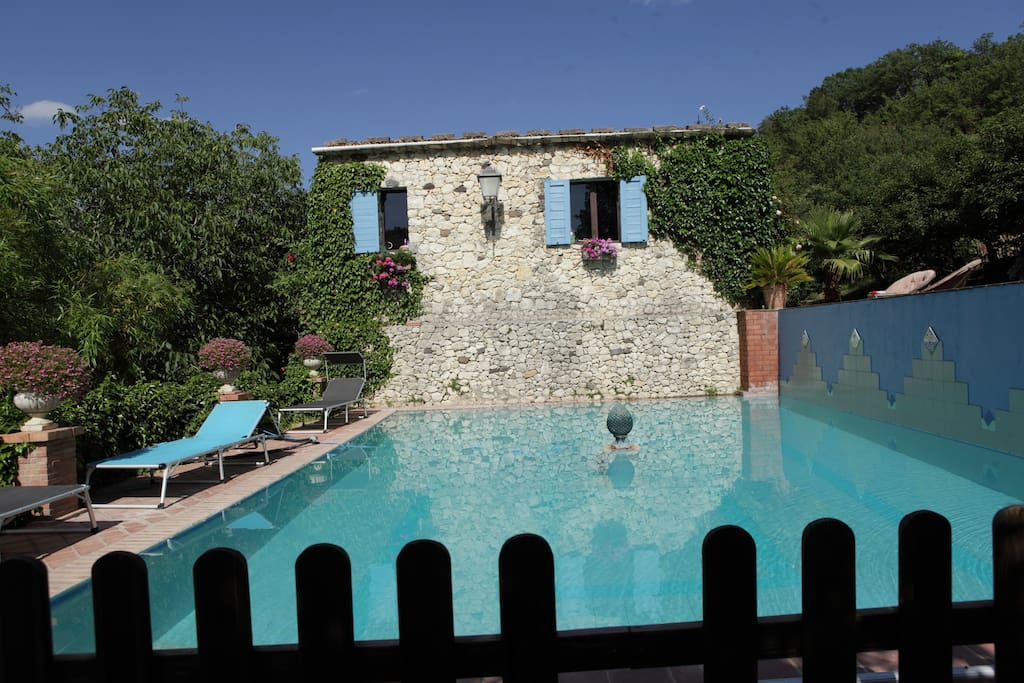 Stanza Tre Di Coppe B B Anapama Bed And Breakfasts En