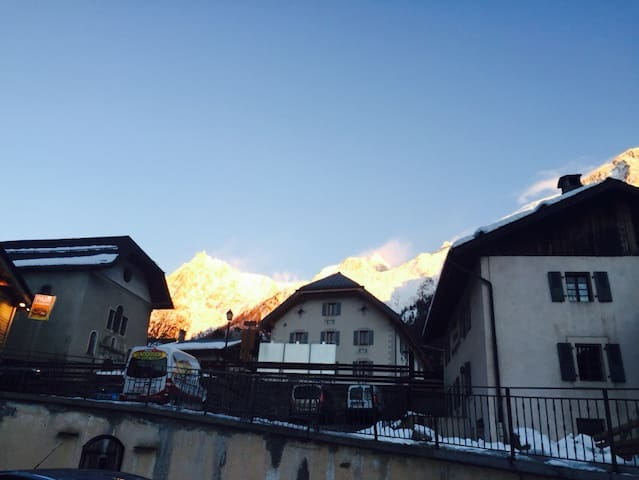 Gite Michel Fagot 4 personnes - Les Houches - Bed & Breakfast