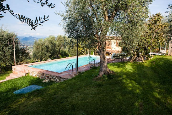 Villa Dell'Ortensia for 8 people