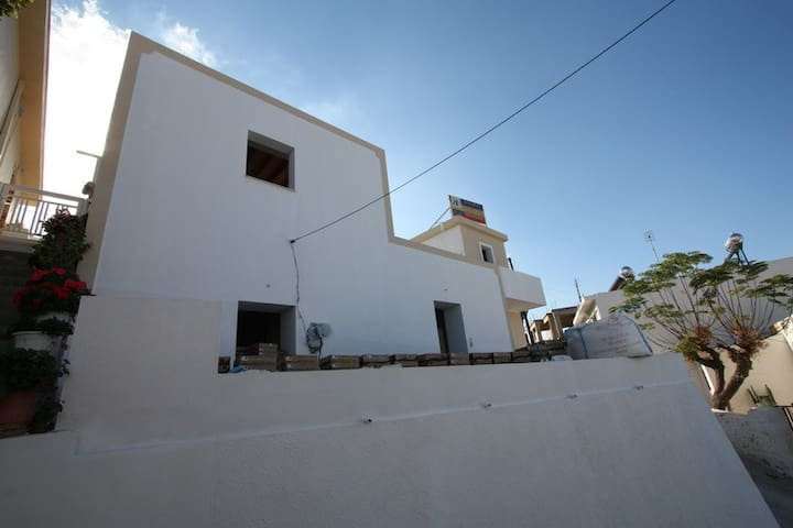 Unique, renovated house in Rhodes