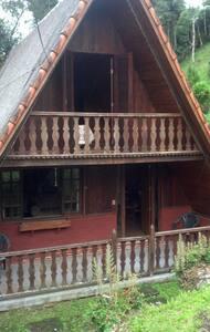 Mountain Chalet - Nova Friburgo - Maison