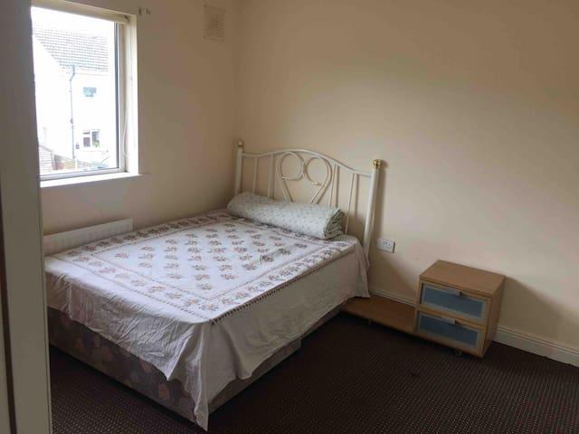 Double room Available In mullingar near dublin.