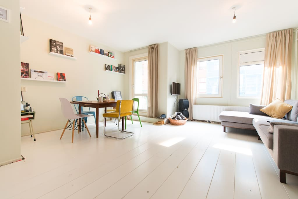 Renovated apartment upper east appartamenti in affitto for Appartamenti in centro amsterdam