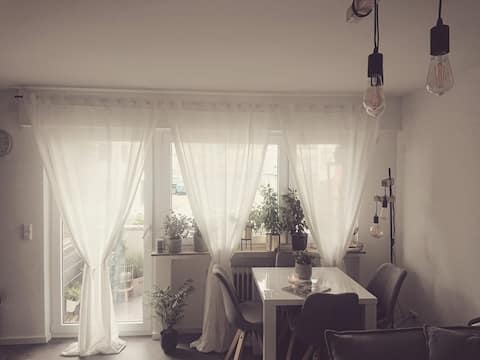 Supercute fully furnished apartement