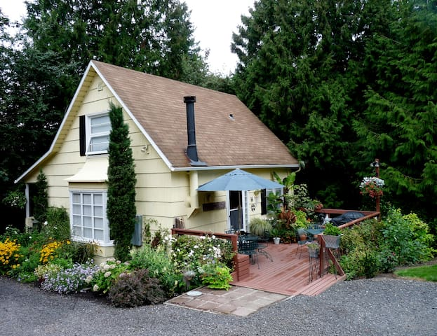Creekside Cottage - Lake Oswego - Ház