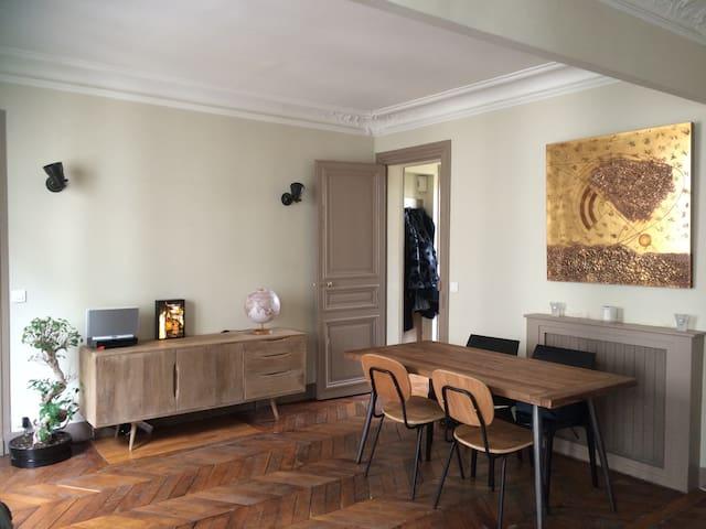 Appartement proche place des Vosges