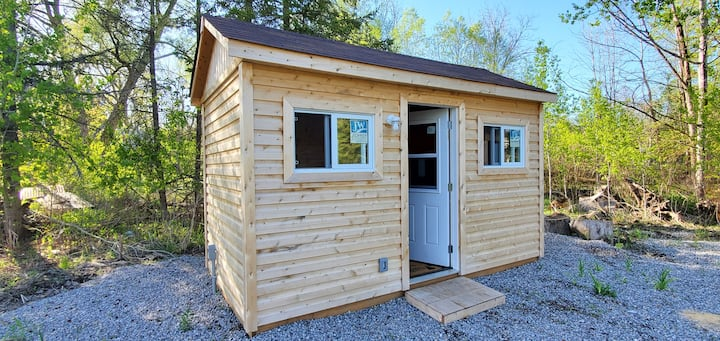 Bunkie for Fun near on river view