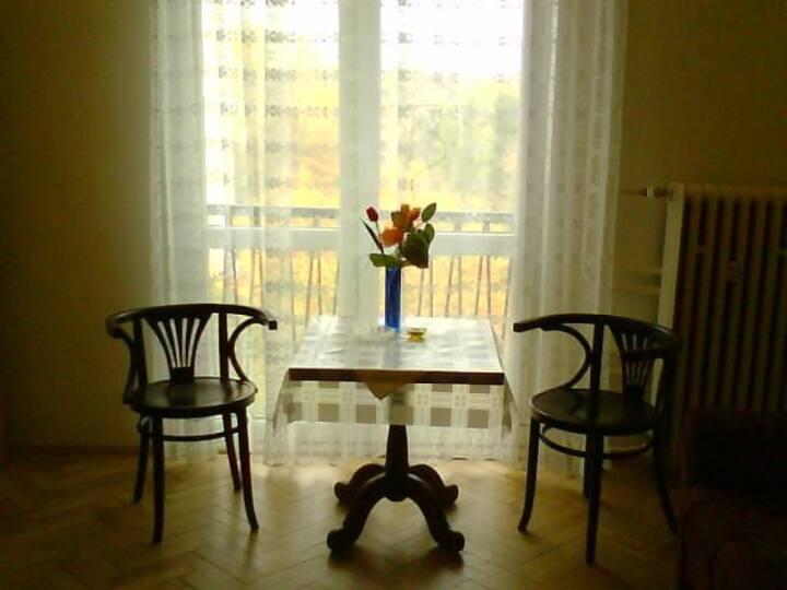 Apartmánový byt Racianska