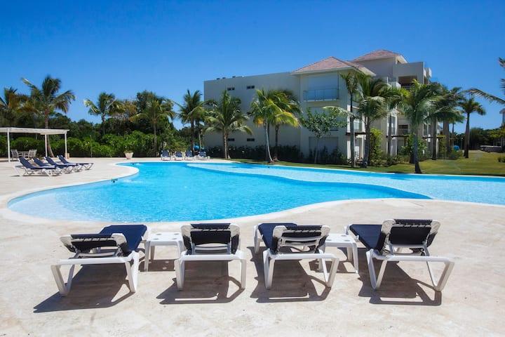 La Terraza del Golf, Hacienda del Mar, Punta Cana.
