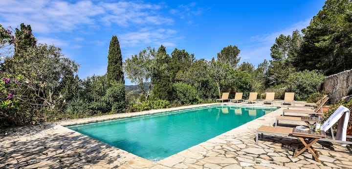 VILLA CAN FELIX - 16m Pool - PARADISE IN IBIZA!