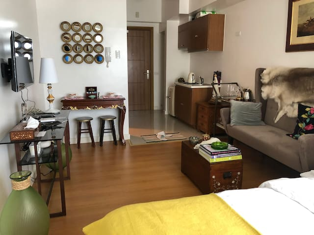 Wood Inspired Modern Condominium at 8 Adriatico