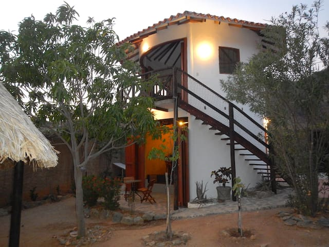 Amazing sea view house Taganga - Santa Marta (districte turístic, cultural i històric) - Casa