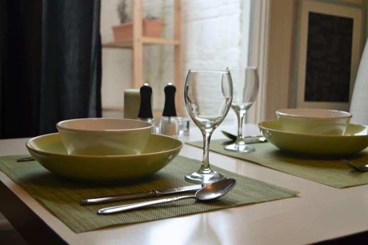 Dinner For 2 - Leiden - Byt