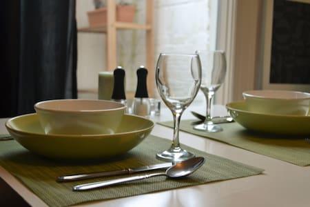 Dinner For 2 - Leiden - Apartment