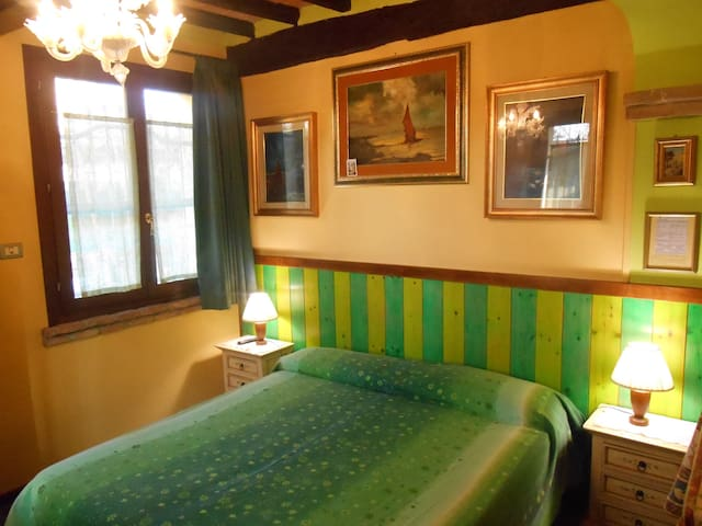 Camera Matrimoniale Relax - Modena