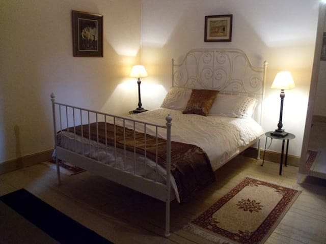 French Farmhouse - 2 person - B&B - Free Parking - Sariac-Magnoac - Hus