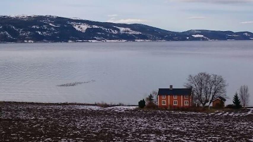 Sommerhus ved sjøen - Viggja