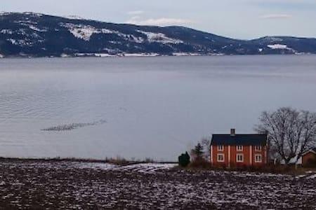 Sommerhus ved sjøen - Viggja - Huis