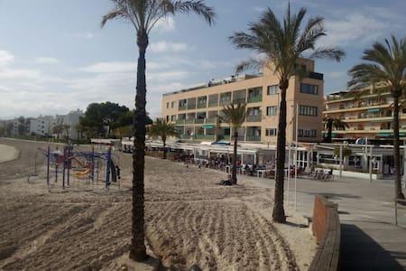 ¨Xara¨ Building on the beach